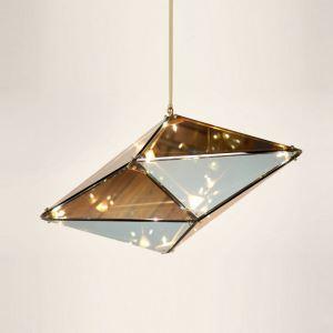 ペンダントライト 照明器具 リビング照明 店舗照明 オシャレ照明 ガラス製 Silver Gray