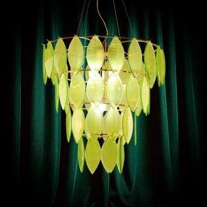 ペンダントライト 照明器具 リビング照明 ダイニング照明 吹き抜け オシャレ 樹脂製 葉 1灯