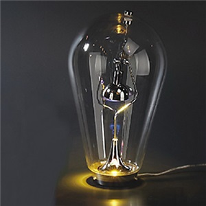 テーブルランプ テーブル照明 テーブルライト スタンド ボトル造形 1灯-D23cm