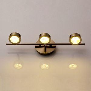 LEDミラ前用照明 壁掛けライト ウォールランプ ブラケット 化粧用照明 レトロ LED対応