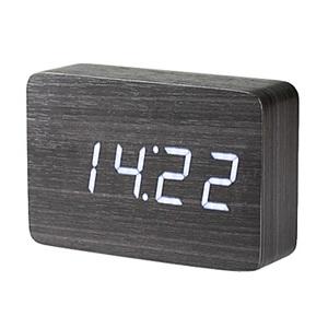 デジタル時計&目覚まし時計 LED付き