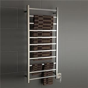 壁掛けタオルウォーマー タオルハンガー+簡易乾燥 ステンレス鋼110W