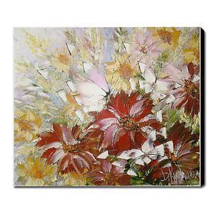 油絵画 手描き静物画 1211-FL0047