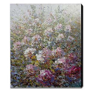 油絵画 手描き静物画 1211-FL0049