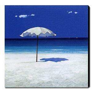 油絵画 手描き風景画 シースケープ 1211-LS0197