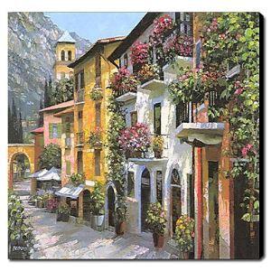油絵画 手描き風景画 ヴェネツィア 1211-LS0149