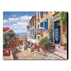 油絵画 手描き風景画 ヴェネツィア 1211-LS0187