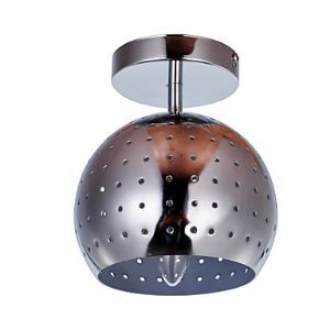 シーリングライト 玄関照明 天井照明 現代的 ステンレス製 1灯