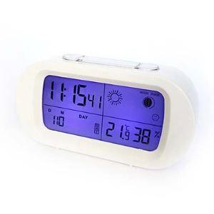 デジタル時計 温度付き