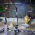 キッチン蛇口 台所蛇口 単水栓 クロム