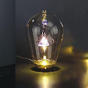 テーブルランプ テーブル照明 テーブルライト スタンド ボトル造形 1灯-D18cm