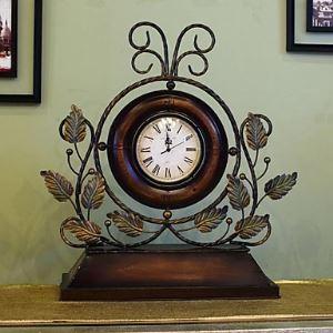 置き時計 卓上時計 クラシック