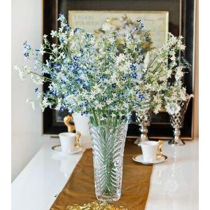 造花シュッコンカスミソウ花瓶付き