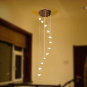 シーリングライト 玄関照明 天井照明 クリスタル照明器具 G4-12灯