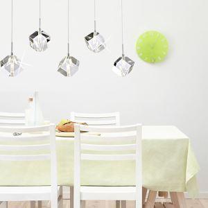 ペンダントライト クリスタル照明 リビング照明 照明器具 食卓照明 オシャレ 5灯