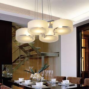 ペンダントライト 照明器具 天井照明 リビング照明 寝室照明 4灯