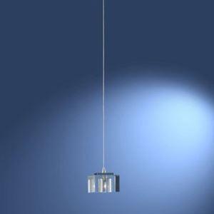 ミニペンダントライト 天井照明 玄関照明 K9クリスタル 1灯