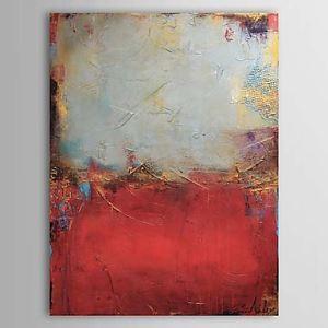 油絵画 手描き抽象画 フレームなし 1303-AB0345