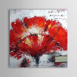油絵画 手描き抽象画 フレームなし 1304-AB0492