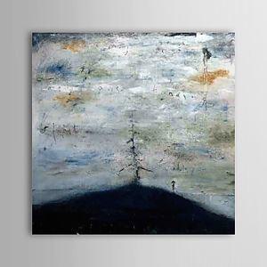 油絵画 手描き抽象画 1305-AB0564