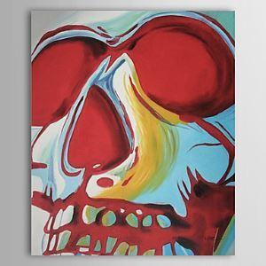 油絵画 手描き抽象画 フレームなし 1305-AB0567