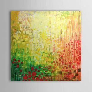 油絵画 手描き抽象画 1305-AB0641