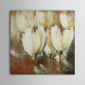 油絵画 手描き抽象画 ファン・ゴッホの手描き「花」画 1303-AB0417