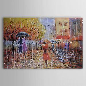 油絵画 手描き風景画 1304-SL0065