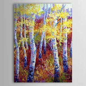 油絵画 手描き風景画 1303-LS0261
