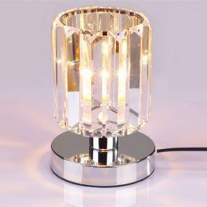 テーブルランプ 卓上照明 テーブルライト クリスタル製 1灯