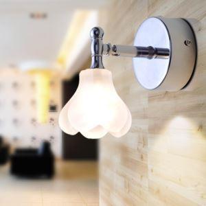 壁掛けライト ブラケット 玄関照明 壁掛け照明 花型 おしゃれ 1灯