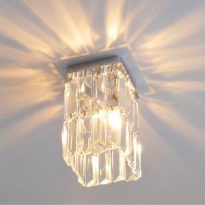 シーリングライト 玄関照明 天井照明 クリスタル G9-1灯