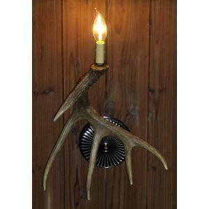 壁掛け照明 ウォールライト 壁掛けライト 玄関照明 樹脂製 茶褐色 1灯 LED電球付 SWHA1L1N3
