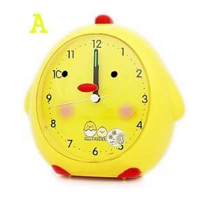 目覚まし時計 カートゥーン風