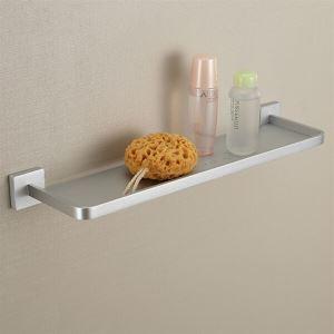 浴室棚 バスアクセサリー 浴室収納 陽極酸化処理 アルミニウム