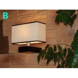 壁掛けライト ブラケット ウォールランプ 壁掛け照明 織物 1灯
