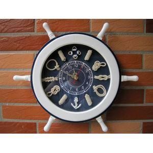 壁掛け時計 航海用の舵の設計