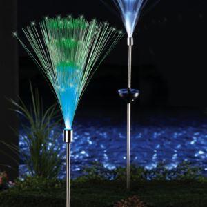 《格安2個セット!》LEDソーラーライト ガーデンソーラーライト