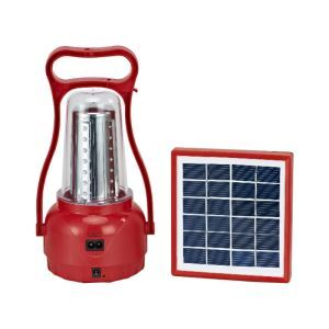 LEDソーラーライト ソーラーパネル付き
