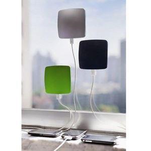LEDソーラーライト ソーラーパネル付き 充電器5-5.5V