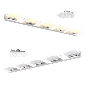 LEDミラ前用照明 壁掛けライト ウォールランプ ブラケット 8W/12W/16W/20W LED対応