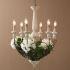 シャンデリア リビング照明 照明器具 店舗照明 吹き抜け照明 北欧風 アンティーク調 6灯
