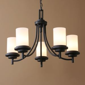 レトロなシャンデリア インテリア照明 照明器具 北欧 アンティーク 5灯/6灯
