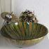 洗面ボウル&蛇口セット 洗面台 洗面器 手洗器 手洗い鉢 洗面ボール 排水金具付 芸術的 VT4227