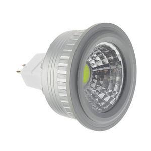 MR16LEDスポット電球 銀灰色1*3W270lm 60° 電球色・昼白色・昼光色 AC85-256V