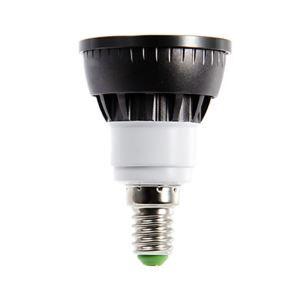 E12LEDスポット電球 銀灰色1*3W270lm 60° 電球色・昼白色・昼光色 AC85-256V