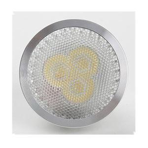 MR16LEDスポット電球 クロム3*1W270lm 25-40° 電球色・昼白色・昼光色 AC85-256V