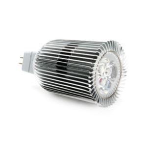MR16LEDスポット電球 クロム3*3W450lm 25-40° 電球色・昼白色・昼光色 AC85-256V