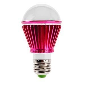 E26 LED電球 3W240lm 180°SMD 5050 電球色・昼白色・昼光色 AC85-265V 赤