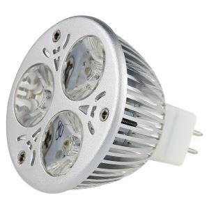 3W MR16LEDスポット電球 320lm 電球色 AC85-265V